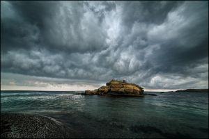 Секунди преди бурята